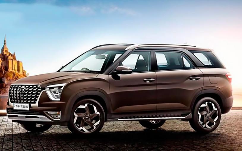 Hyundai отложила запуск семиместной Creta из-за «коронавирусного шторма»