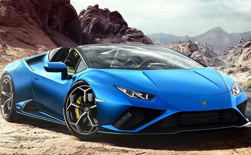 У Lamborghini появился новый экстремальный суперкар