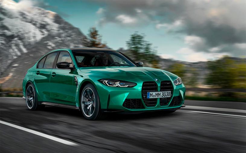 Дизайн новых BMW M3 и M4 рассекретили до премьеры