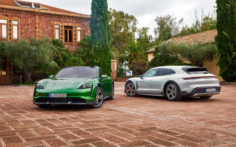 Туристический сезон: 3 факта о новом кросс-универсале Porsche