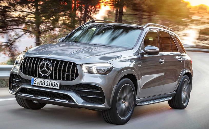 Новый Mercedes-Benz GLE получил AMG-версию