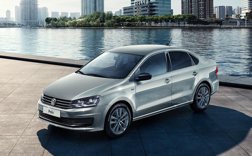 Volkswagen отзывает тысячу Polo из-за неправильных табличек