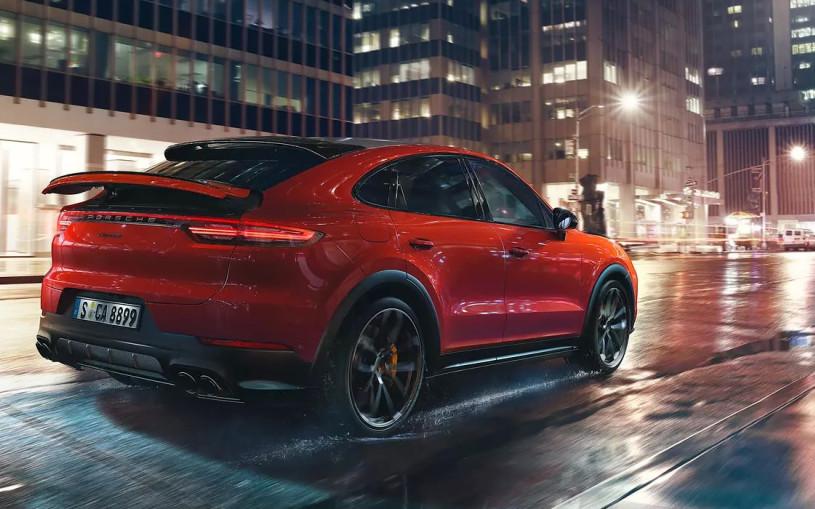 Porsche Cayenne Coupe: первые впечатления