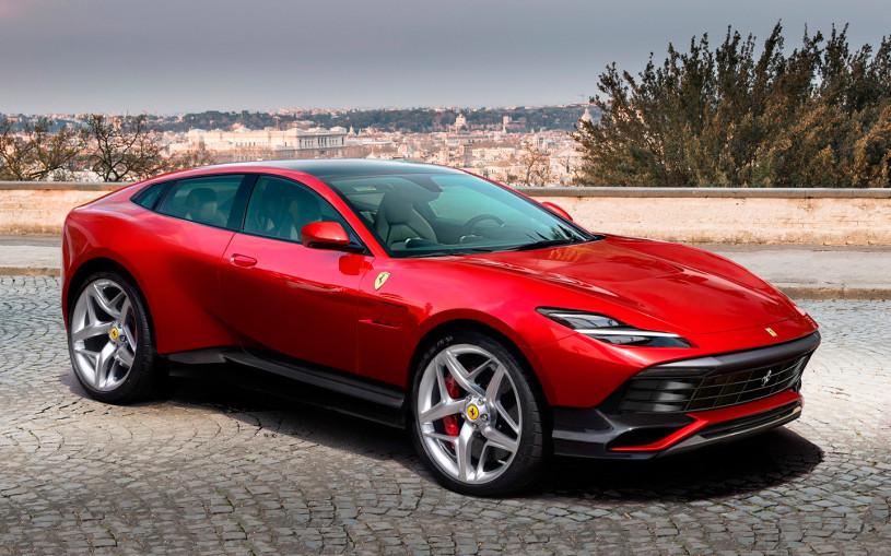 Первый кроссовер Ferrari: 5 фактов о самой интересной новинке года