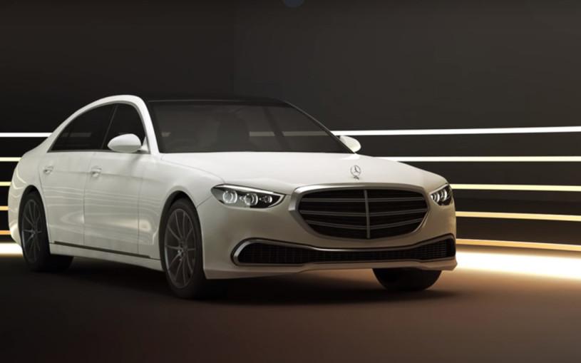 Mercedes S-Class W223: все подробности о главной премьере года