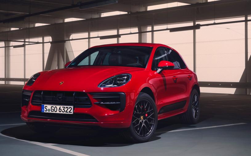 Porsche Macan GTS стал мощнее и быстрее
