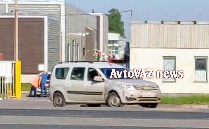 В Сети рассекретили список доработок обновленного Lada Largus