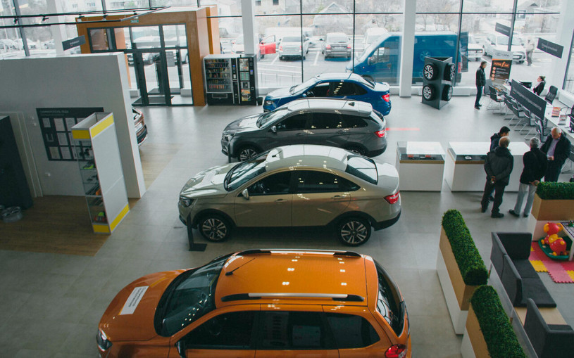 За два месяца в России по льготным программам продали более 42 тыс. машин