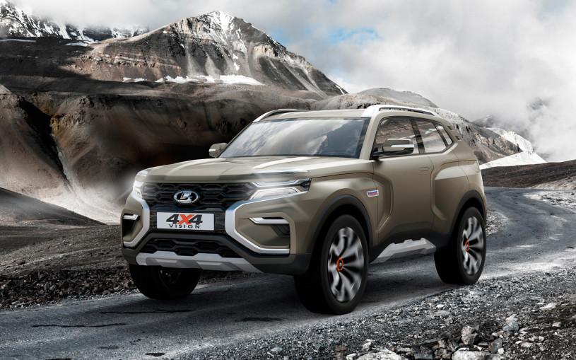 АвтоВАЗ анонсировал премьеру пяти новых автомобилей