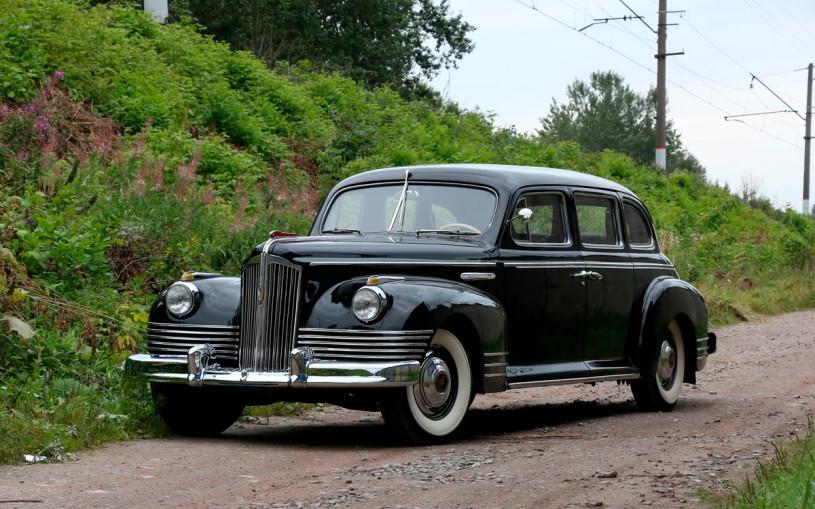 ЗИС-110 1950 года выставили на продажу за ₽26 миллионов