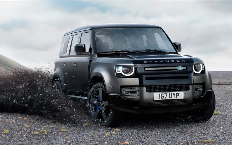 Land Rover назвал российскую стоимость самого мощного Defender