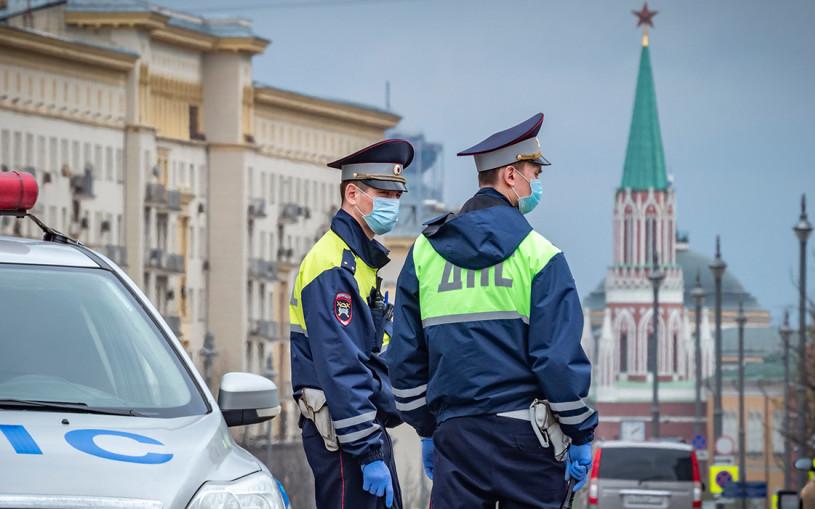 ГИБДД объявила охоту на пьяных водителей в центре Москвы