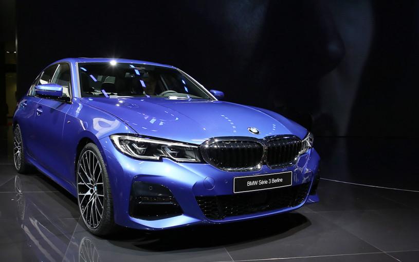 BMW представила «тройку» нового поколения