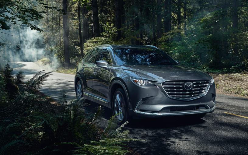 Mazda назвала рублевую стоимость обновленного кроссовера CX-9