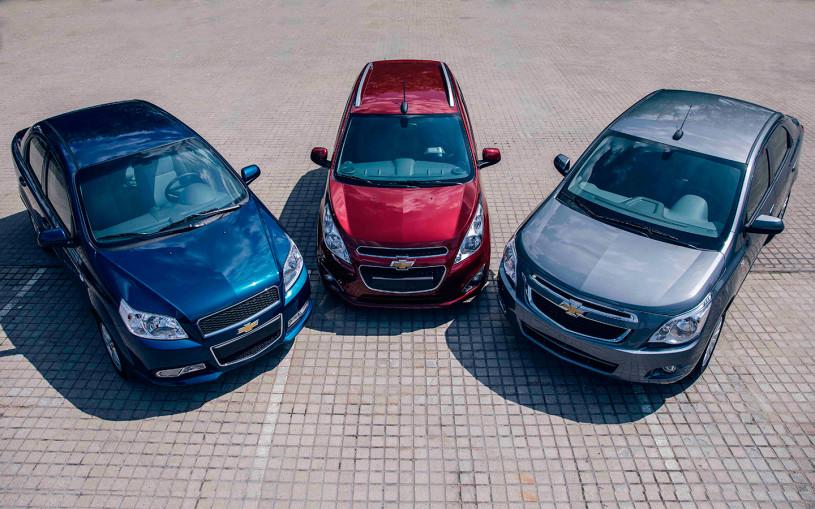 В России подорожали массовые модели Chevrolet