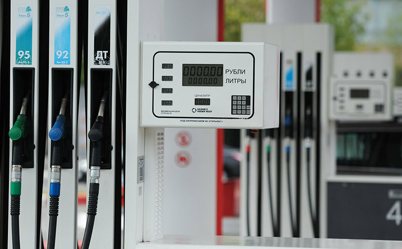 Центробанк объяснил рост цен на бензин
