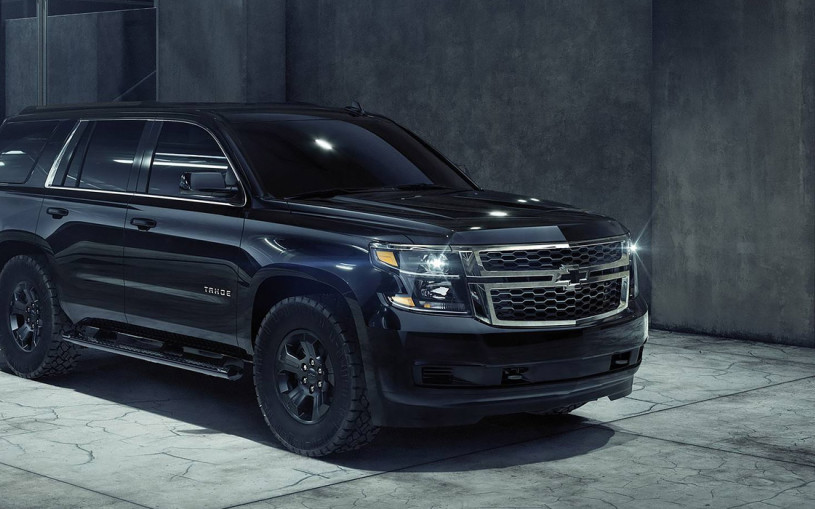 Chevrolet представил спецверсию внедорожника Tahoe