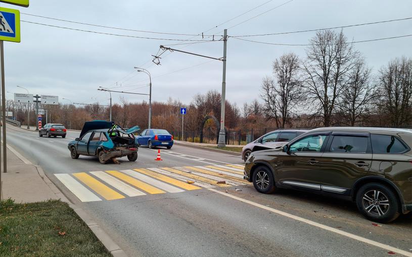 В ГИБДД перечислили самые опасные нарушения на дорогах в Москве