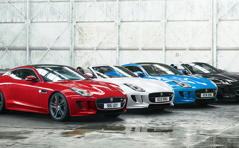 Jaguar обновил спорткар F-Type