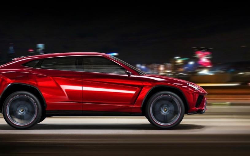 «Кроссовер Lamborghini – это идеальный автомобиль для русских»