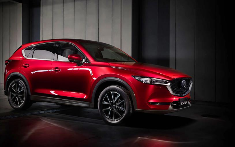 Mazda CX-5 получит семиместную версию