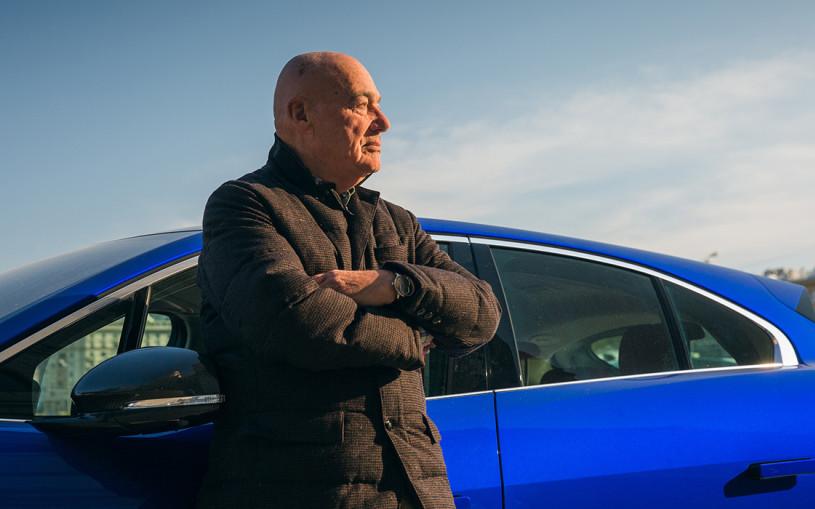 Владимир Познер— о любимой машине, «Аурусе» и Трампе