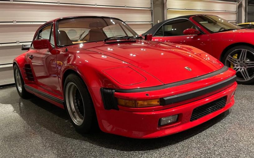 Редкий Porsche 1979 выставили на продажу за 20 млн рублей. Фото