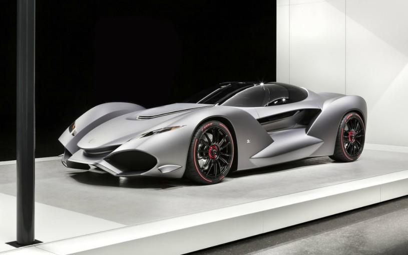 Zagato превратит виртуальный суперкар в настоящий автомобиль