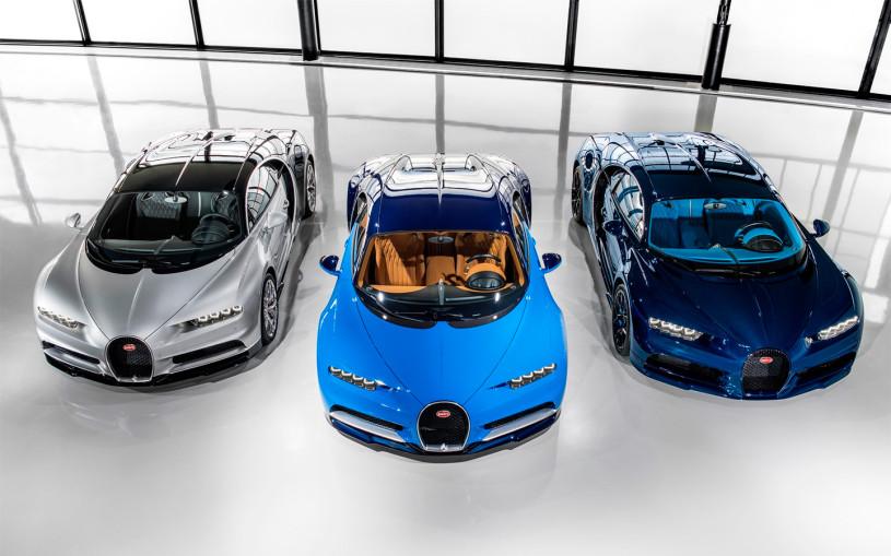Bugatti объявила о скором прекращении выпуска гиперкара Chiron