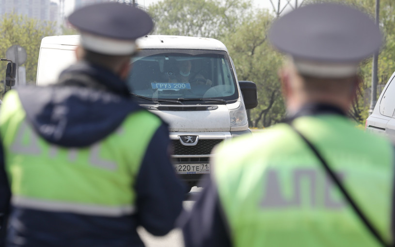 В Госдуме предложили не штрафовать за отсутствие документов на машину