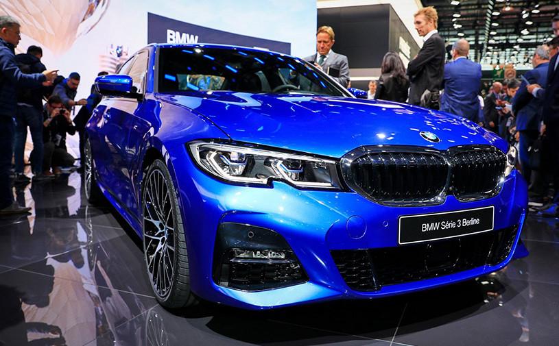Названы российские цены на новый BMW 3-Series