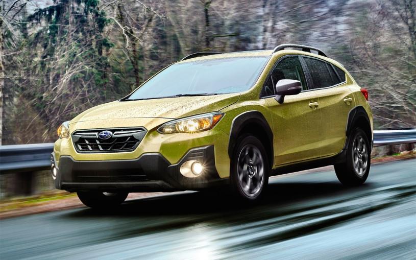 Обновленный Subaru XV доберется до России в марте