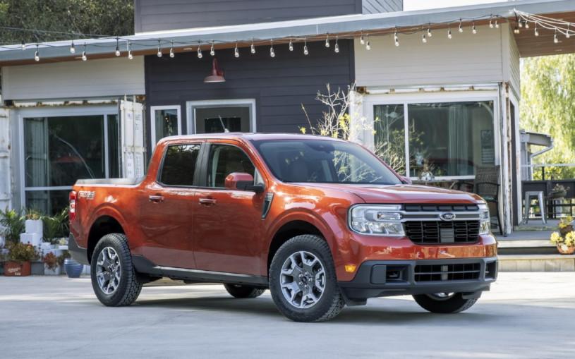 Ford возродил название Maverick для нового компактного пикапа