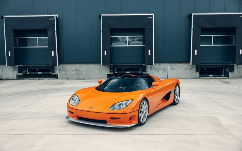 Одну из самых быстрых машин середины 2000-х продадут за $1 млн