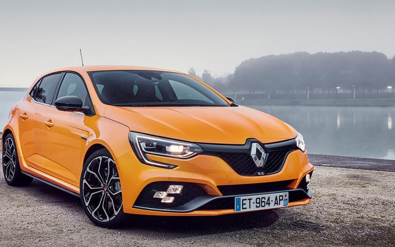 Французам отдана. Тест-драйв Renault Megane RS