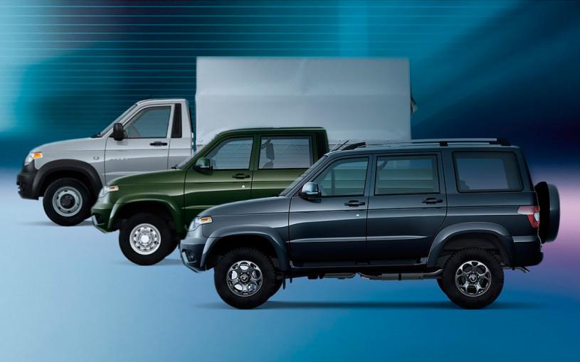 УАЗ запустил сервис долгосрочной аренды своих автомобилей