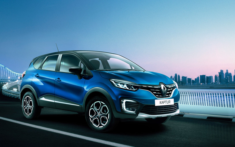 5 главных фактов об обновленном Renault Kaptur для России