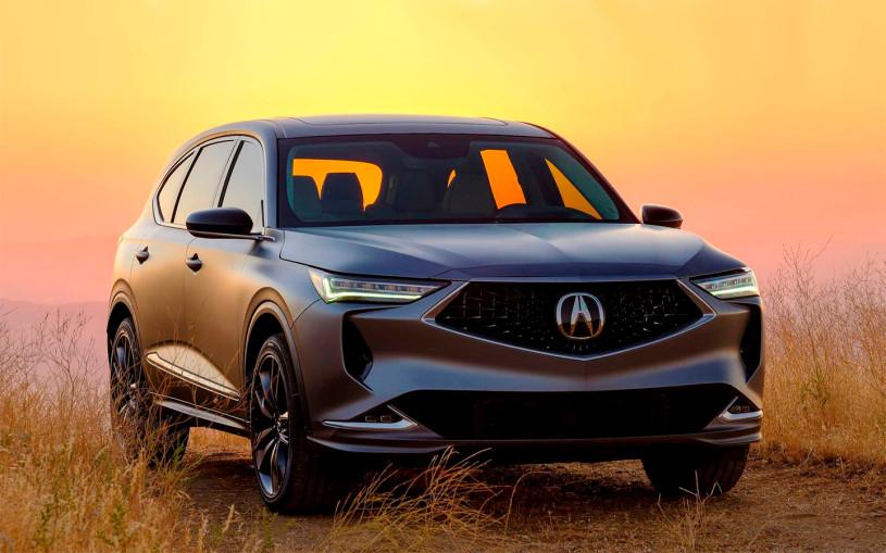 Acura показала предвестника кроссовера MDX нового поколения