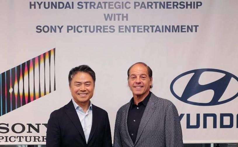 Автомобили Hyundai покажут в новых фильмах о Человеке-пауке