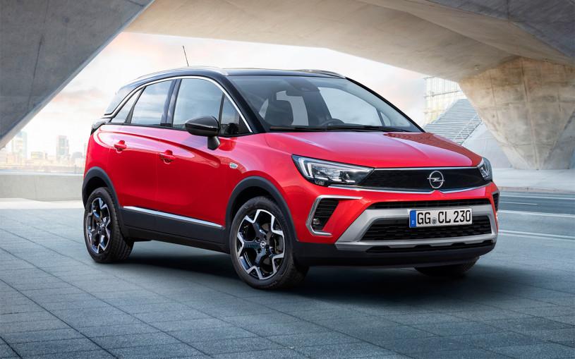 Opel назвал цены на новый кроссовер для России