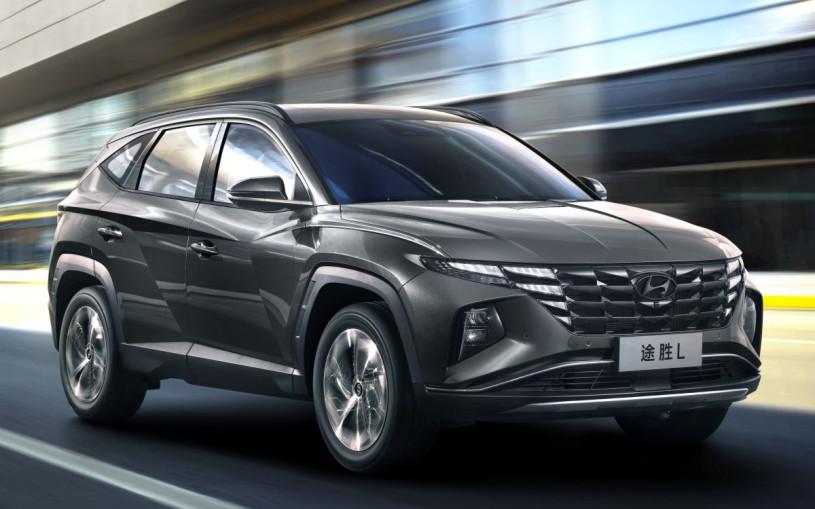 У нового Hyundai Tucson появилась удлиненная версия с 200-сильным мотором