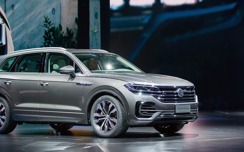 Новый VW Touareg: впечатления после премьеры