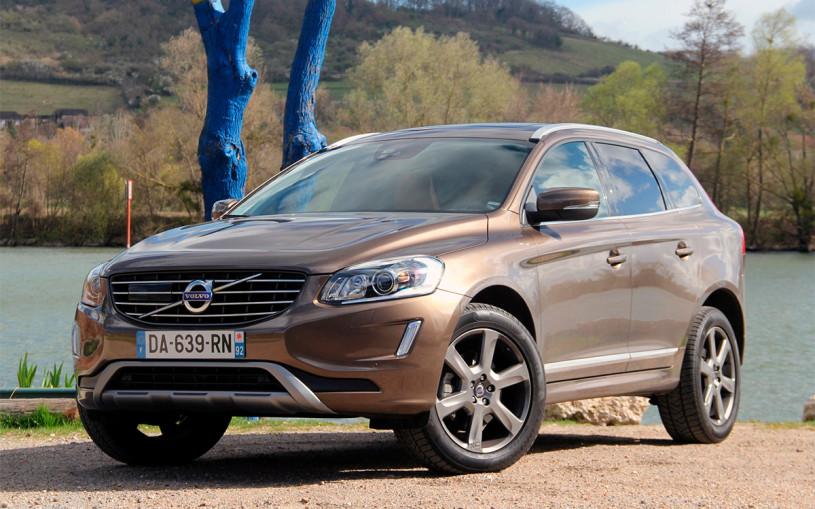 Volvo отзовет 1,6 тыс. автомобилей в России из-за ремней безопасности
