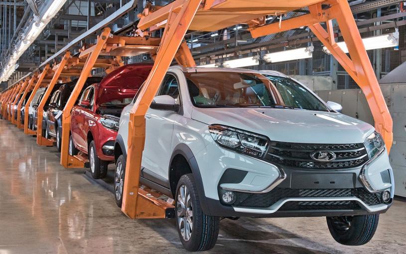 АвтоВАЗ остановит выпуск нескольких моделей из-за нехватки деталей