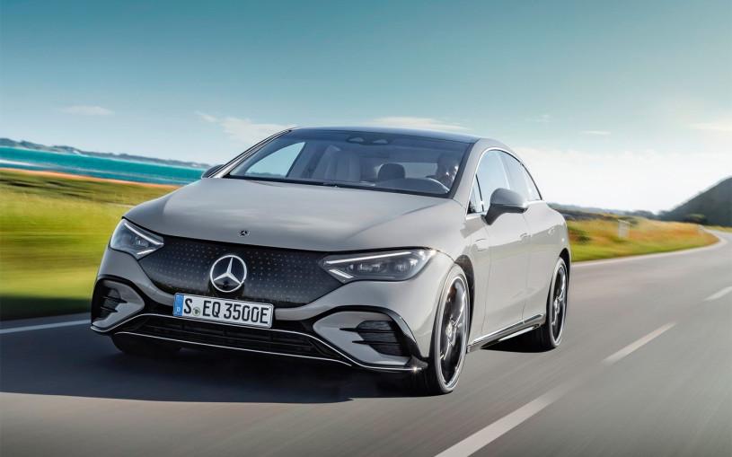Mercedes разработал конкурента Tesla Model S