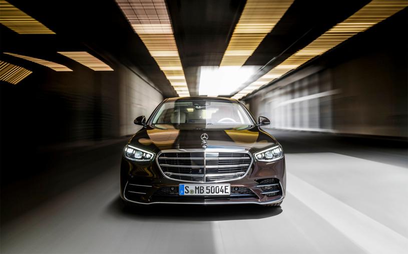 Mercedes назвал цены в России на новый S-Class