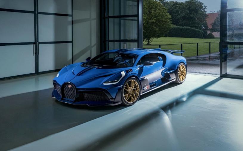 Bugatti выпустила последний экземпляр гиперкара Divo стоимостью €5 млн