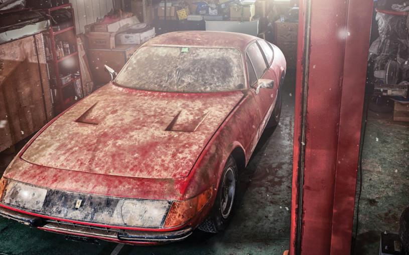 Всеми забытые: редкие автомобили, которые находят в старых гаражах