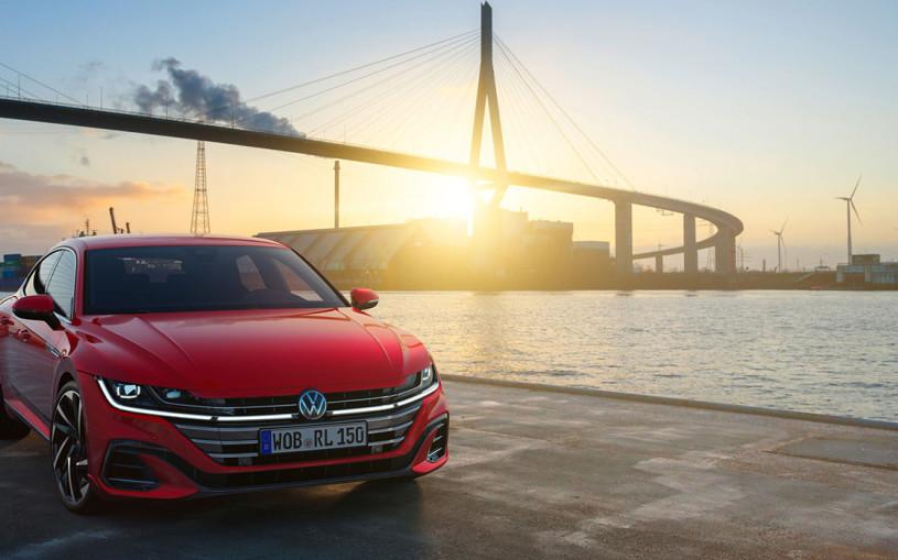 Volkswagen представил обновленный Arteon