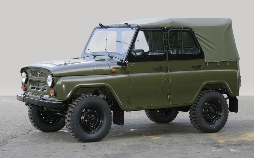 """УАЗ разработал """"антикризисную"""" версию UAZ Hunter"""